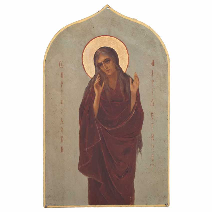 The Icon Of St. Mary Magdalene - photo 1