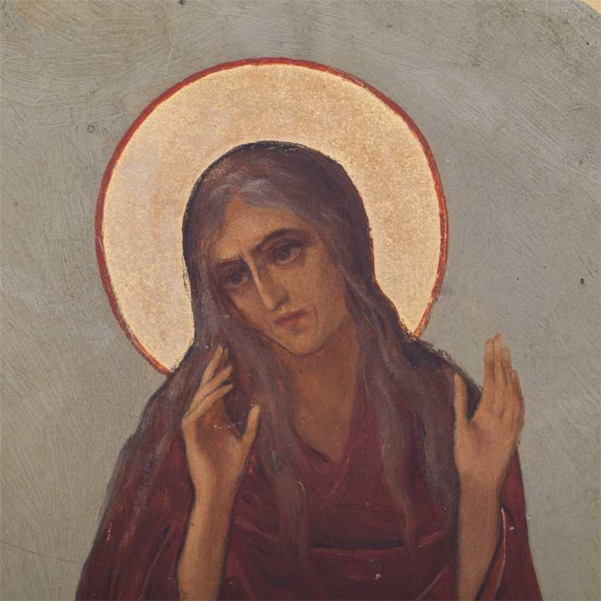 The Icon Of St. Mary Magdalene - photo 2
