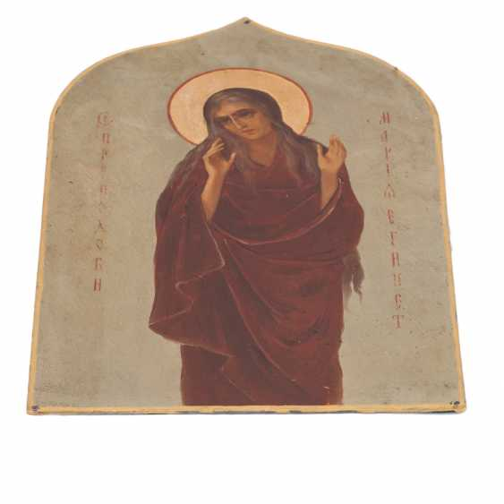 The Icon Of St. Mary Magdalene - photo 4