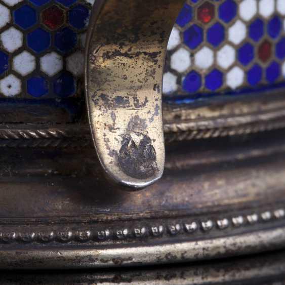 Silver holder. Gustav Klingert - photo 8