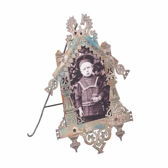 Photo frame in Russian style. Petersburg - photo 1