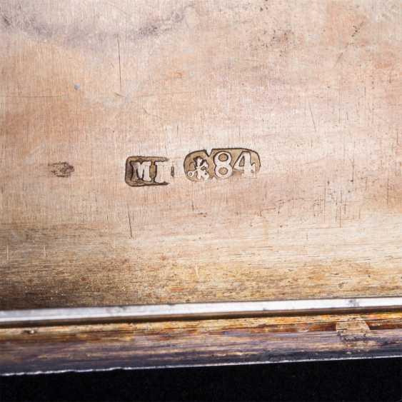 Cigar box TOBACCO. Workshop Isakova - photo 7
