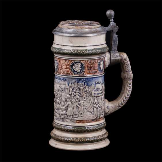 Rare beer mug. Germany - photo 1