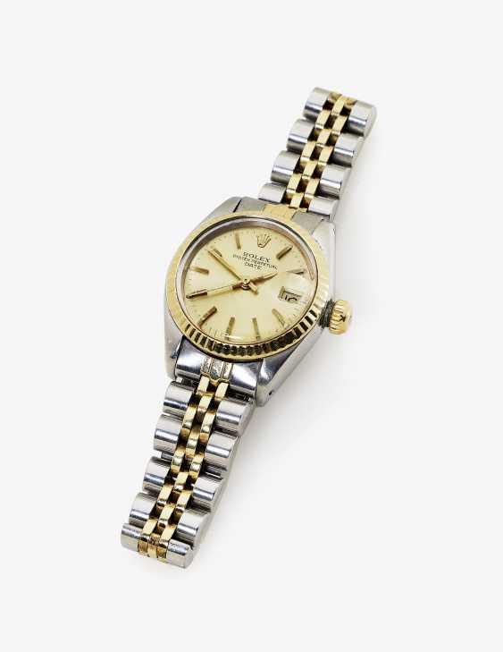 Ladies wrist watch. Switzerland, CA. 1980, ROLEX, DATE, Ref: 6917 - photo 1