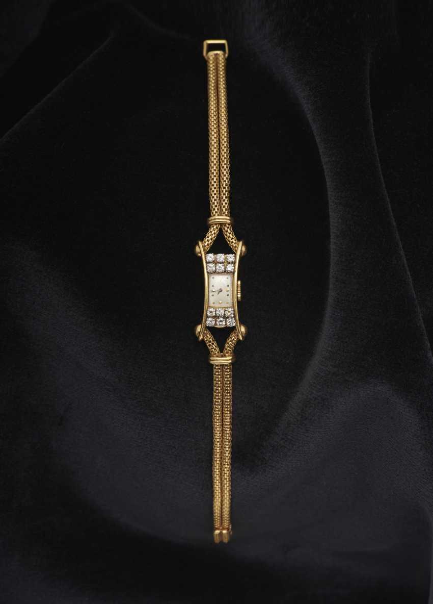 Ladies ' wristwatch with brilliants. Le Brassus, 1940s, AUDEMARS PIGUET - photo 1