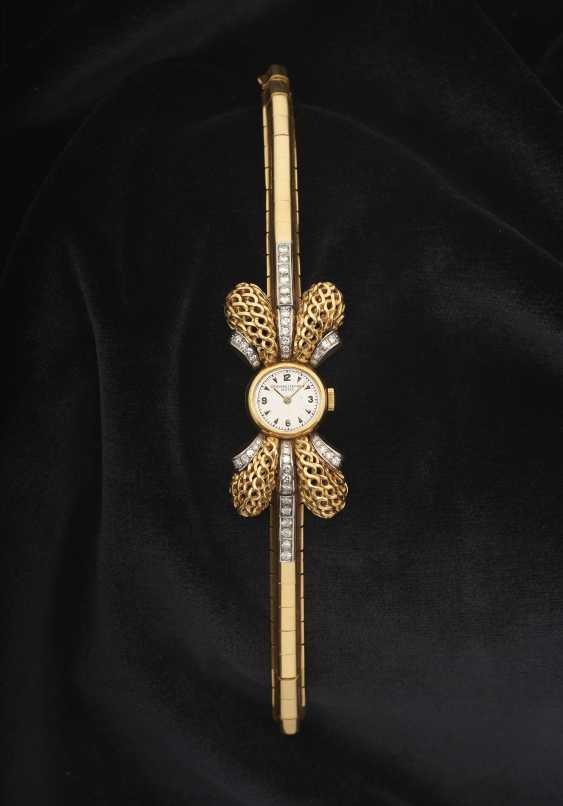 Ladies wrist watch with diamonds. Geneva, 1940s, VACHERON CONSTANTIN - photo 1