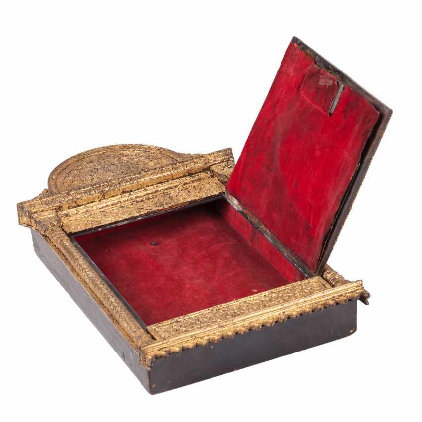 Miniature Aron-Kodesh. 18th century - photo 3