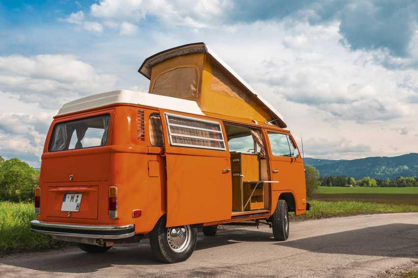 Transporter t2 Westfalia 1972 cuaderno nuevo VW-la modelo oficial colección nº 7