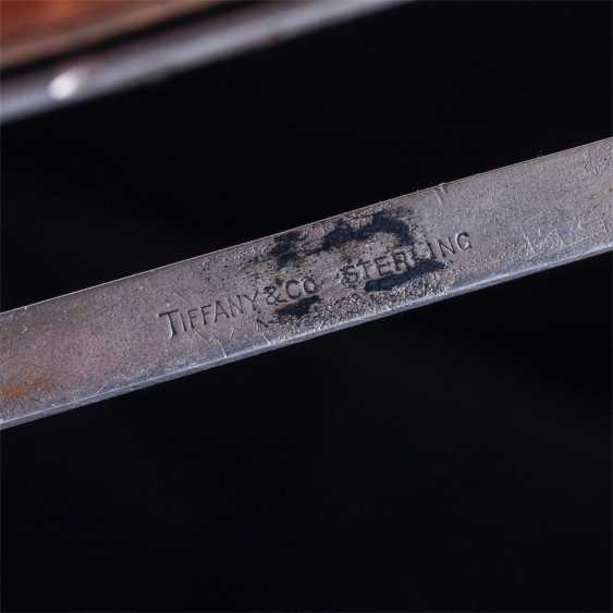 Desk clock from Tiffany - photo 4