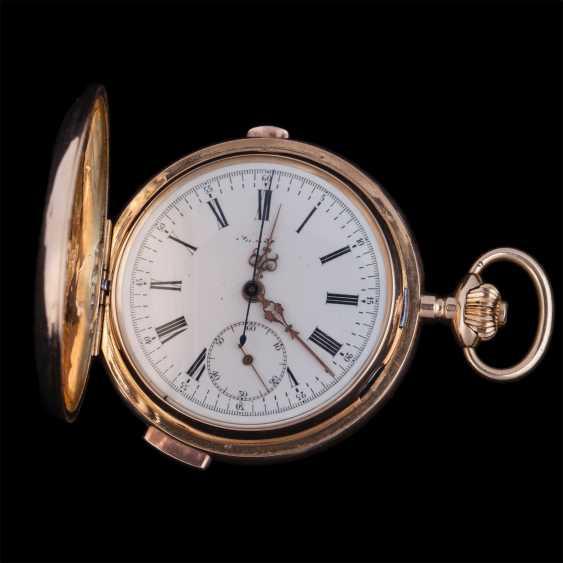Trehkostochny quarter repeater with chronograph - photo 1