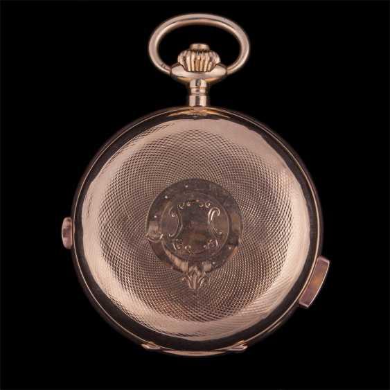 Trehkostochny quarter repeater with chronograph - photo 2