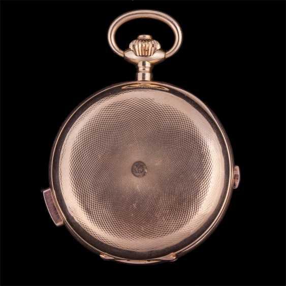 Trehkostochny quarter repeater with chronograph - photo 3