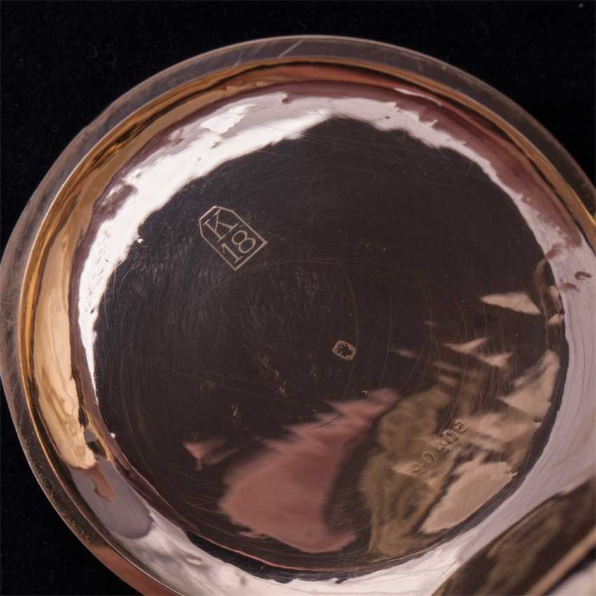 Trehkostochny quarter repeater with chronograph - photo 5