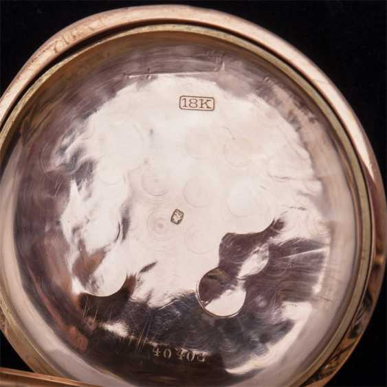 Trehkostochny quarter repeater with chronograph - photo 7
