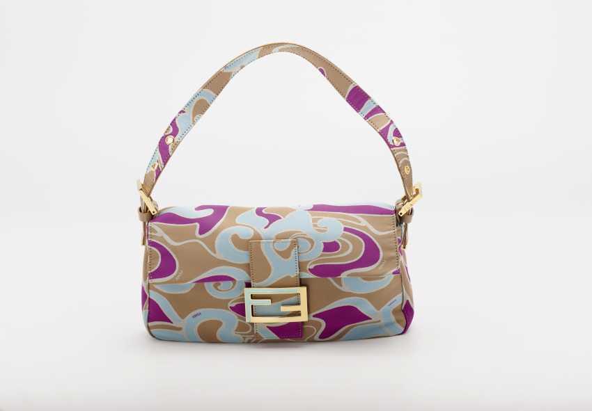 cb0f3077e437 Shoulder Bag / Handbag. Karl Lagerfeld and Silvia Venturini Fendi for  Fendi, Rome,