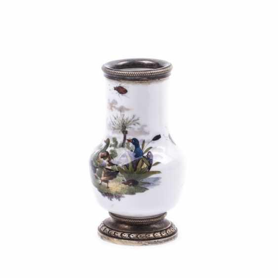 "Little vase ""Risler & Carre - photo 1"