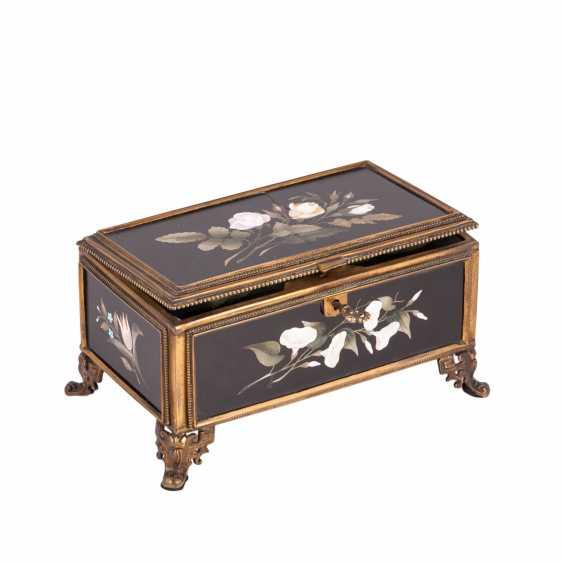 Italian marble casket 19th century - photo 1
