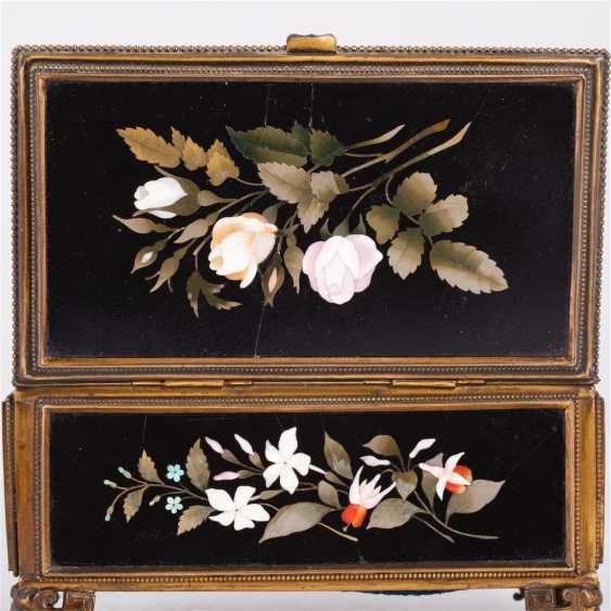 Italian marble casket 19th century - photo 3