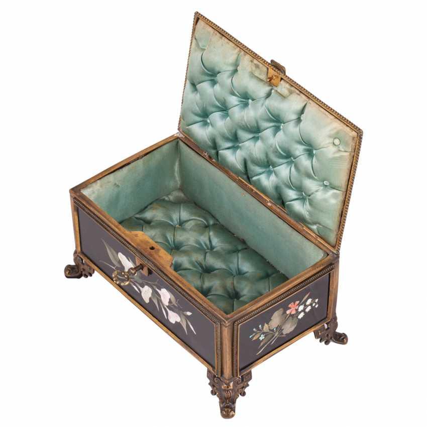 Italian marble casket 19th century - photo 5