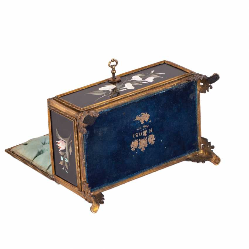 Italian marble casket 19th century - photo 6