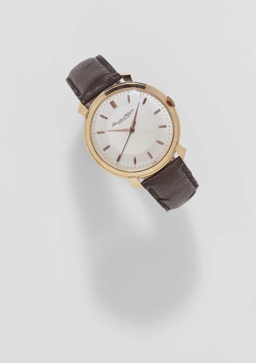 Men's wristwatch. Switzerland, Schaffhausen, around 1964, IWC - photo 1