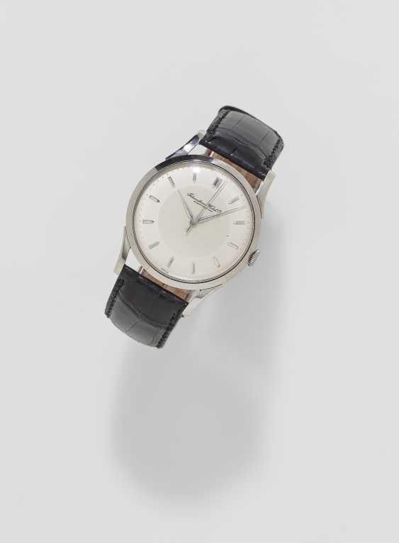 Men's wristwatch. Switzerland, Schaffhausen, C. 1957, IWC - photo 1