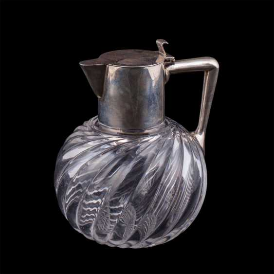 Small vintage decanter - photo 1