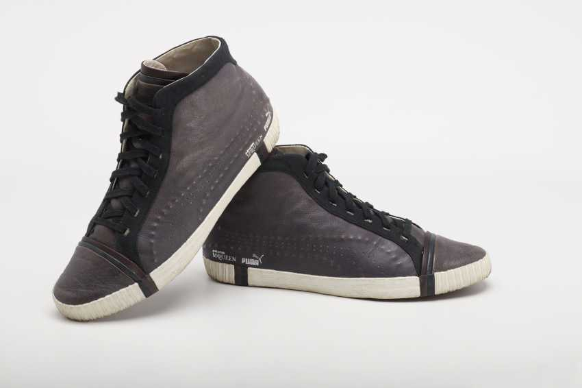 """Mens sneakers """"AMQ Trail MID"""". Alexander McQueen for PUMA, Herzogenaurach, Germany, To 2005-2008 - photo 1"""