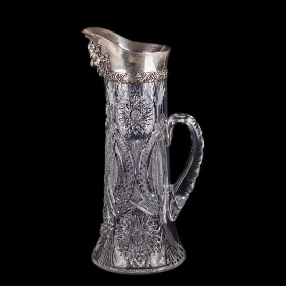 Crystal decanter Tiffany and Co - photo 4