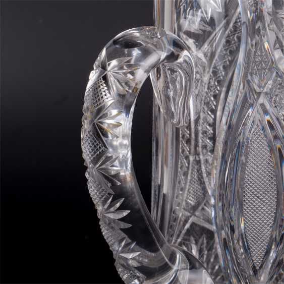 Crystal decanter Tiffany and Co - photo 7