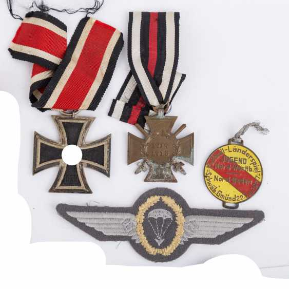 Dt. States before 1918 and the German Reich from 1933 to 1945 - medal and awards, - photo 5