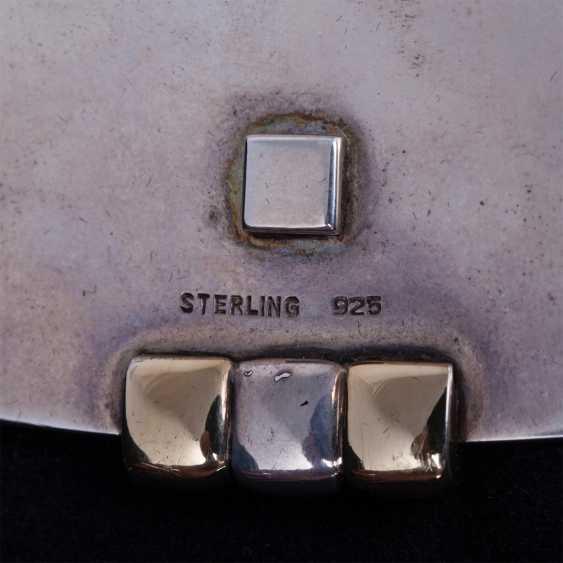 Silver tray Cartier - photo 5