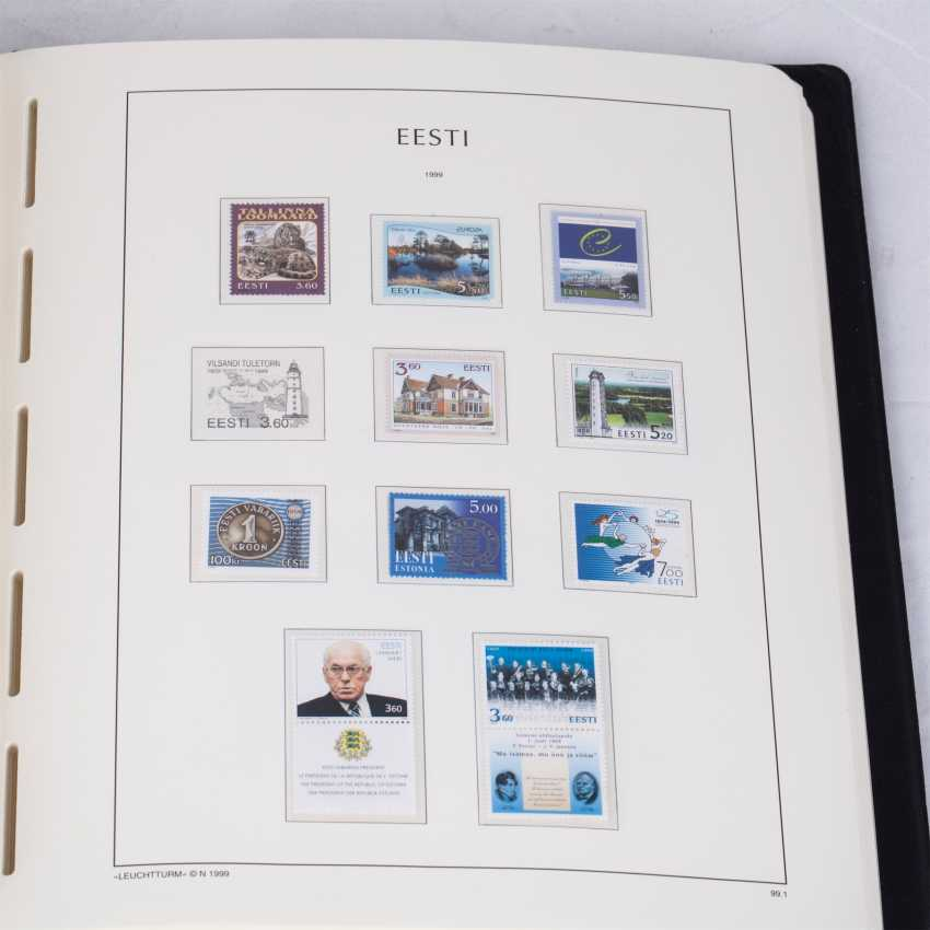 Collection of postage stamps of the Republic of Estonia - photo 3