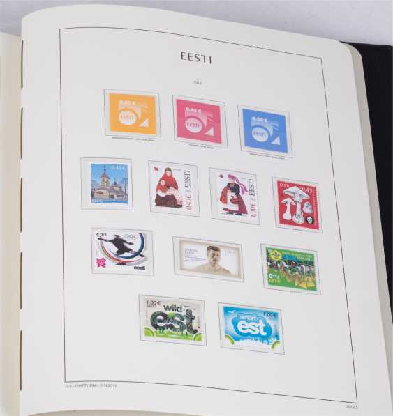 Collection of postage stamps of the Republic of Estonia - photo 4