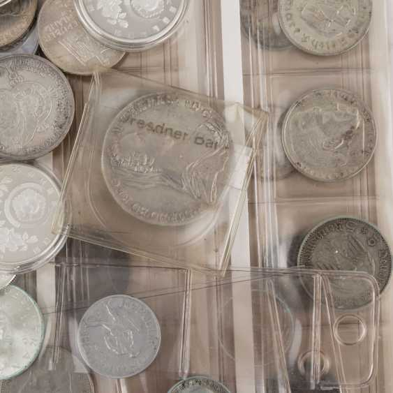 Eclectic collection of coins and medals with SILVER - photo 4