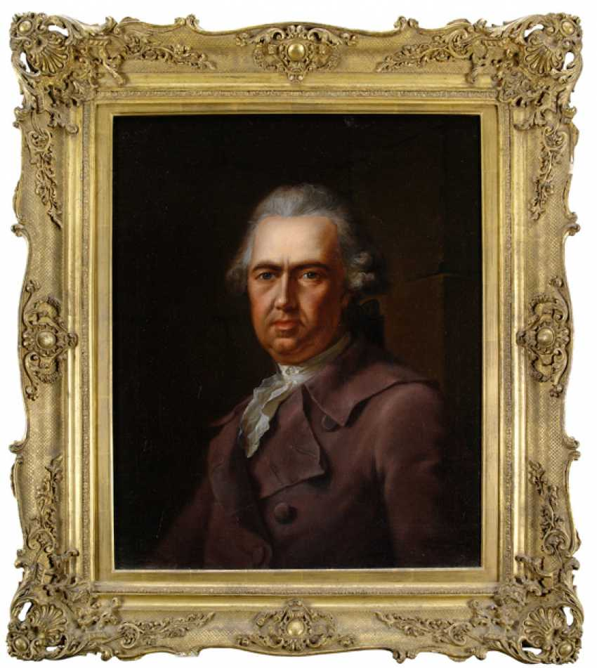Tischbein, Johann Heinrich d. Ä., Haina 1722 - Kassel 1789