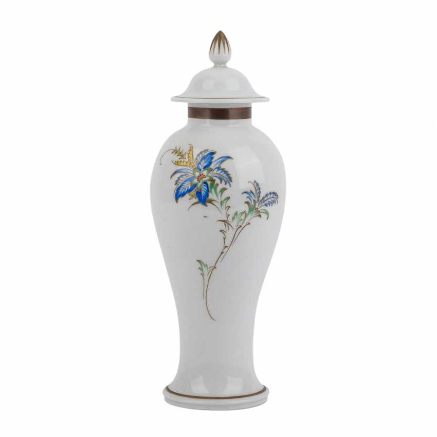 KPM Berlin lidded vase, 20. Century - photo 1