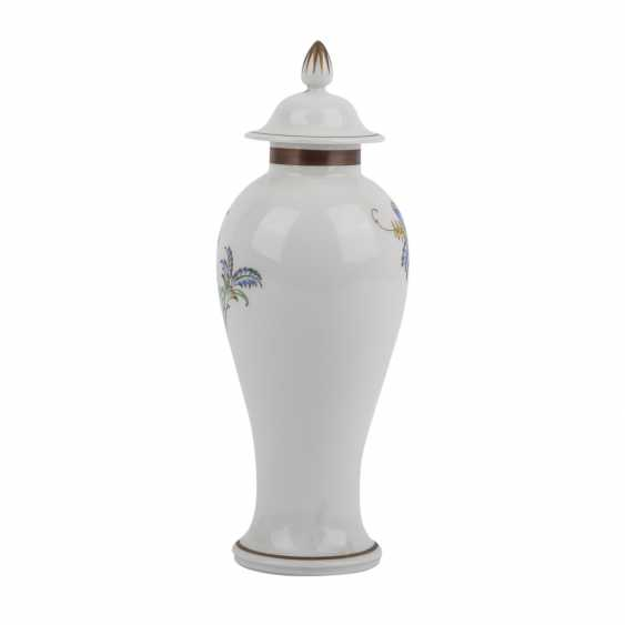 KPM Berlin lidded vase, 20. Century - photo 2