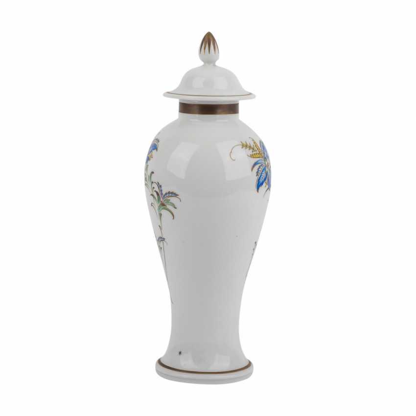 KPM Berlin lidded vase, 20. Century - photo 4