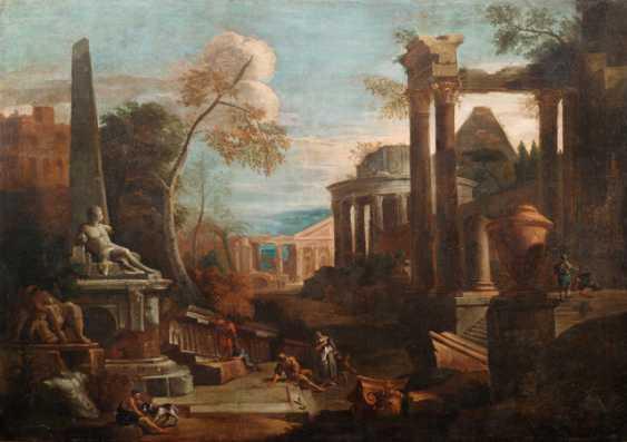 Ricci, Marco (Belluno 1659 - Venedig 1730 - photo 1