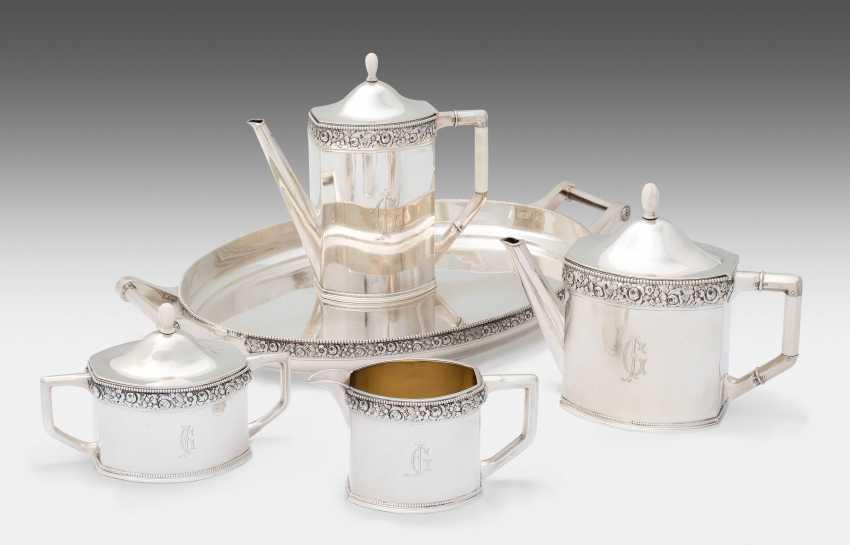 Kaffee-/Teeservice