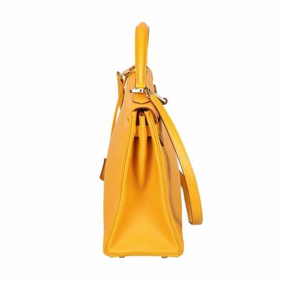 "HERMÈS VINTAGE tote bag ""KELLY 32"", collection: 1997. - photo 3"