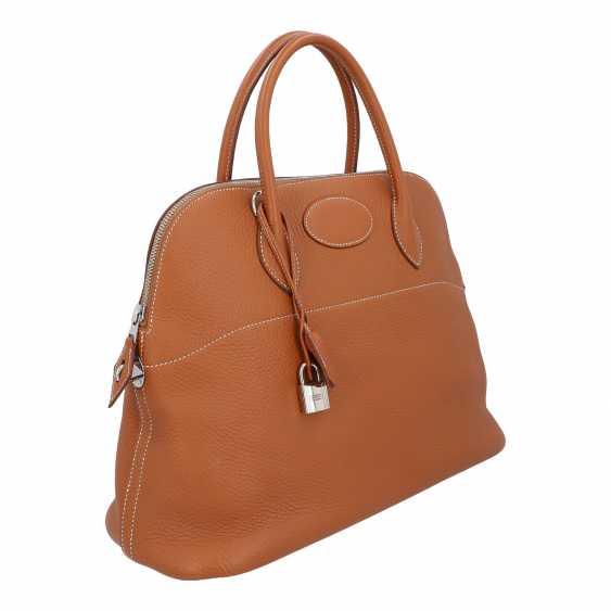 "HERMÈS handle bag ""BOLIDE"", collection: 2005. - photo 2"