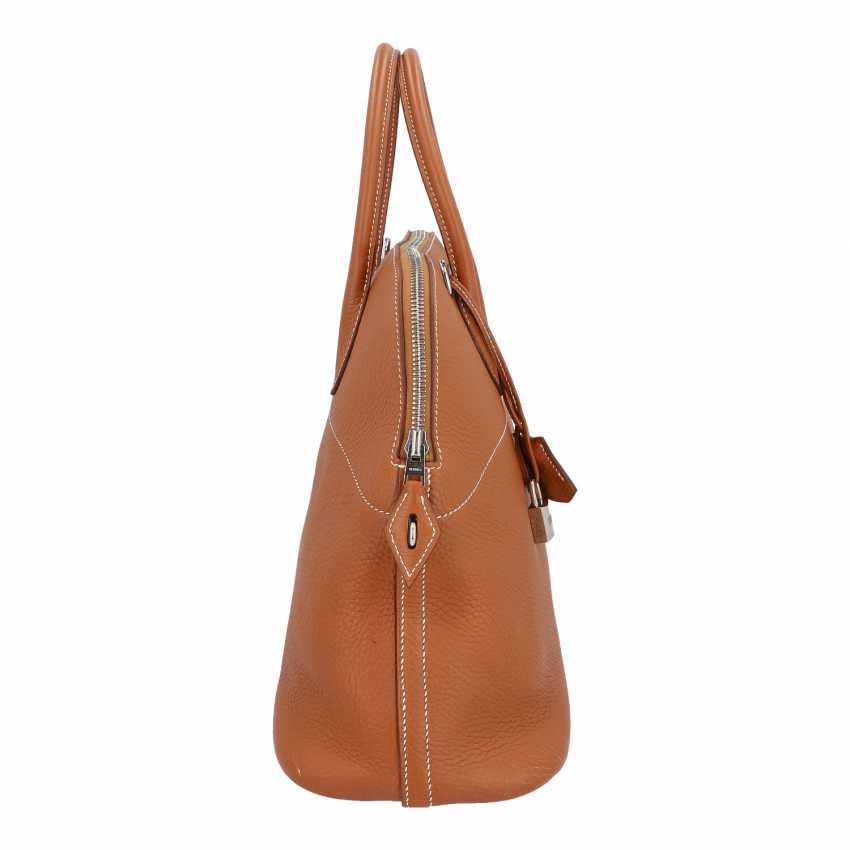 "HERMÈS handle bag ""BOLIDE"", collection: 2005. - photo 3"