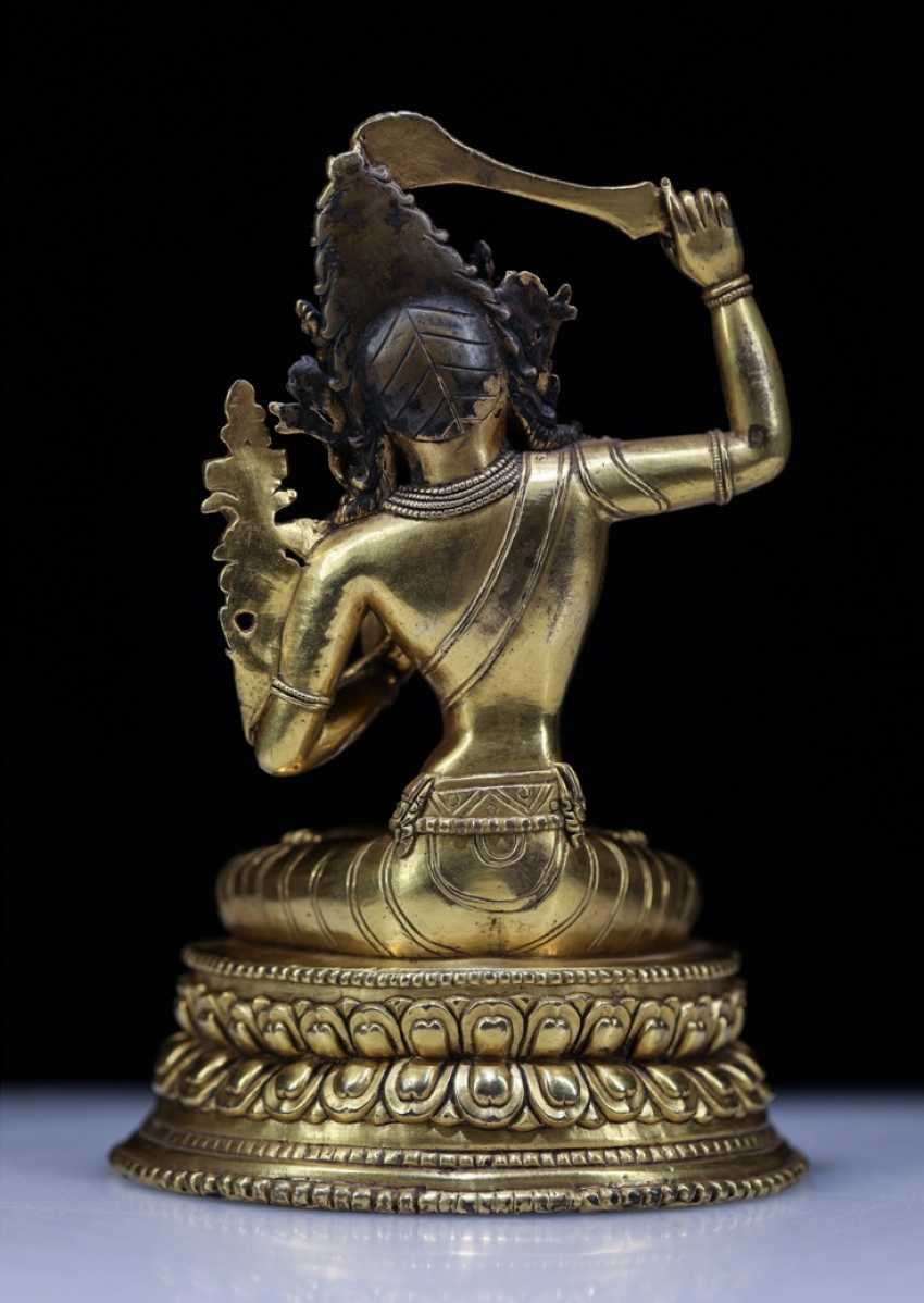 2019 new edition Tibet Buddhism Old Copper Bronze