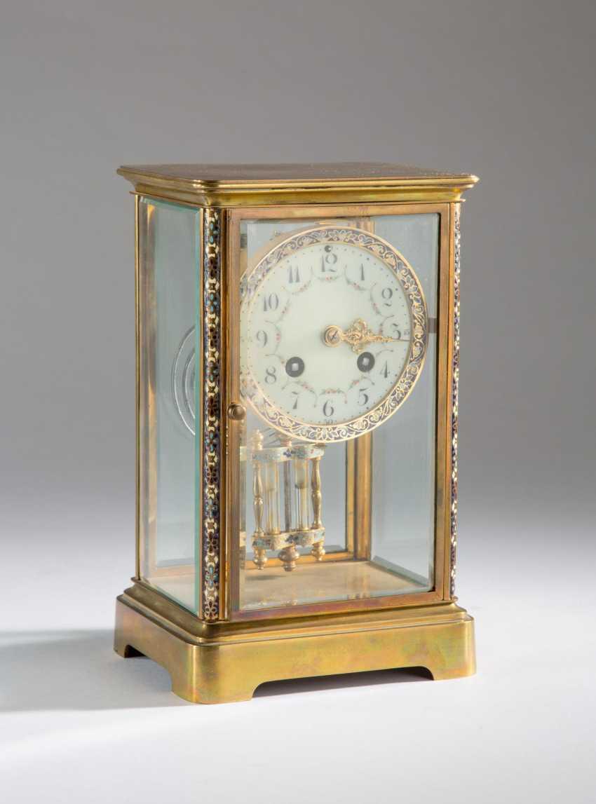 Table Clock France - photo 1