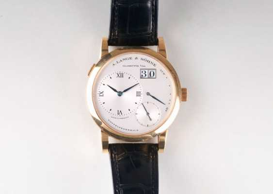Mens-wrist-watch ', Grande Lange 1' Long & sons - photo 1