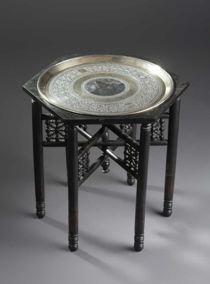 Tea table or side table - photo 1