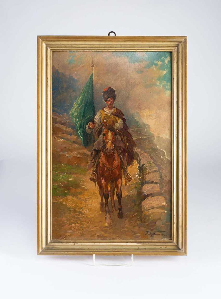 """Painting """"Horse Of The Circassian"""". - photo 1"""