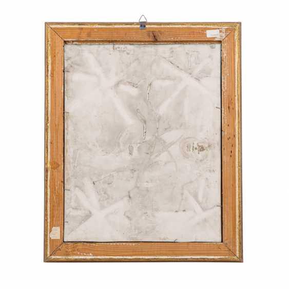 VILLEROY & BOCH/METTLACH Reliefplatte, um 1900. - Foto 3